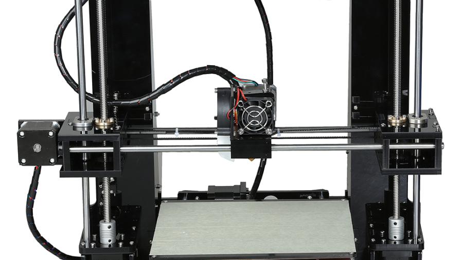 3д принтер Prusa I3 Anet A6