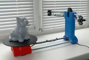 3Д сканер BQ Ciclop