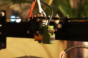 VIRAND 3d принтер автовыравнивание