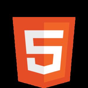 HTML5 логотип