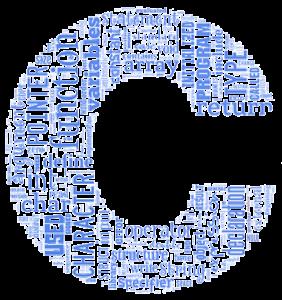 Логотип языка программирования Си