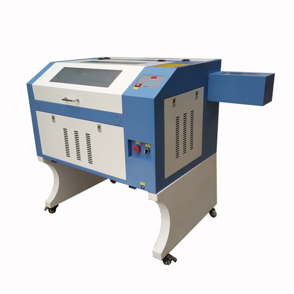 CNC ЧПУ станок для лазерной резки CO2 RECI