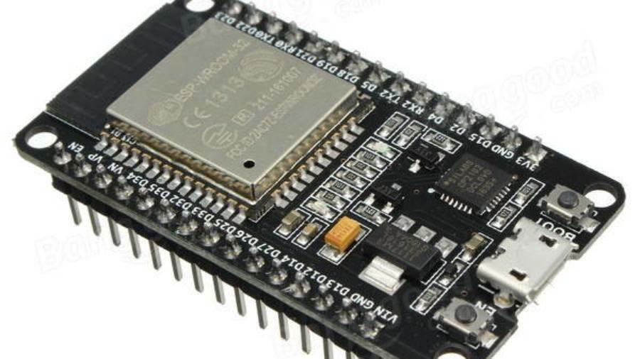 ESP32, интернет вещей, IoT