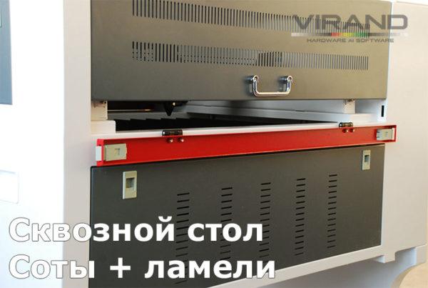 Лазерный станок 9060 VIRAND OPTIMA V2 RECI RuiDa купить цена