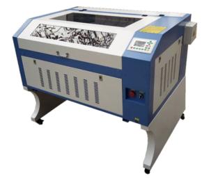 Лазерный станок 9060 RuiDa 100-120 Вт EFR Lasea F4 CO2 ЧПУ, VIRAND OPTIMA