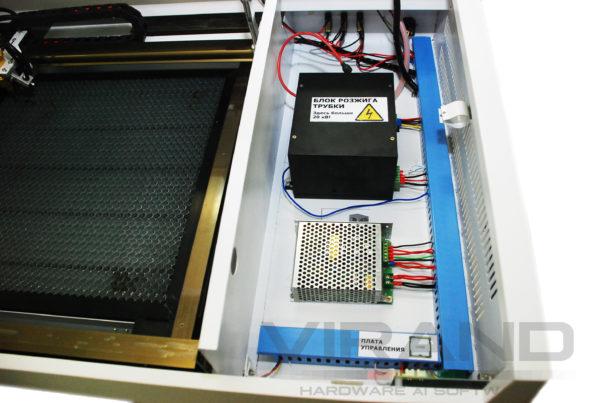 Электроника лазерного станка VIRAND HOBBY 4040 50 Вт CO2