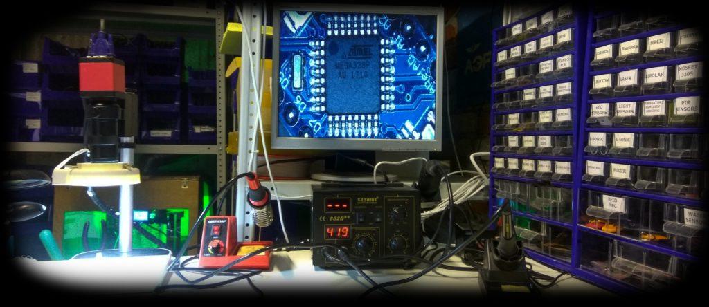Контрактная разработка электроники СПб
