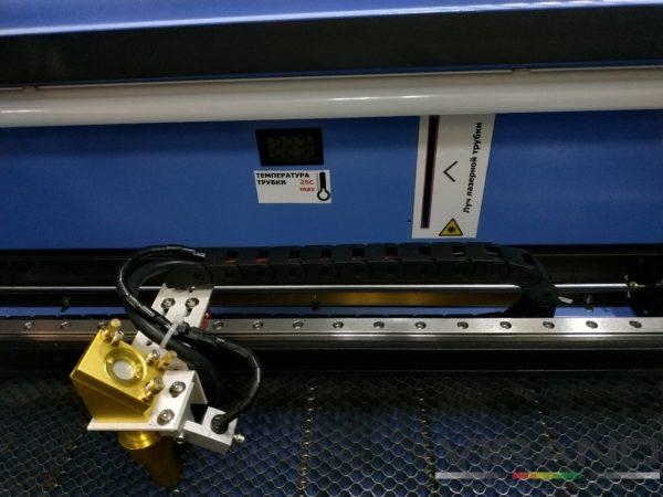 Охлаждение лазерной трубки. Лазерный станок VIRAND
