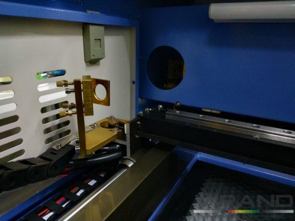 Зеркало для оси Y. Лазерный станок VIRAND