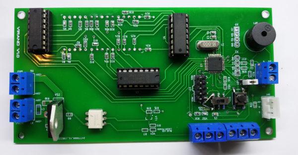 Контроллер трубки и компрессора лазерного станка