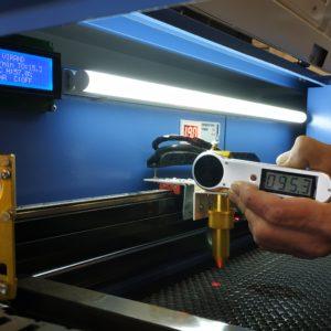 Лазерный станок, гравер, лазерная трубка, измерение мощности VIRAND