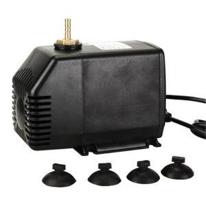 Водяная помпа, насос для охлаждения лазерной трубки гравера станка CO2 80 Вт, 3500 л/ч