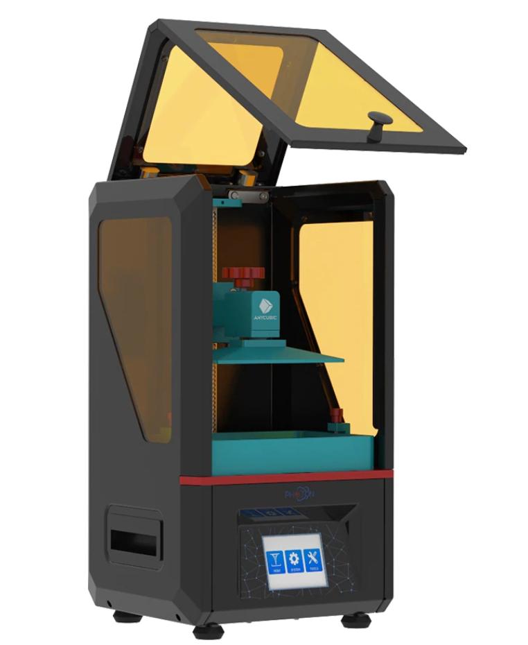3Д печать SLA