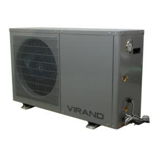 Тепловой насос воздух вода VIRAND SALEKHARD 9 кВт для отопления дома купить