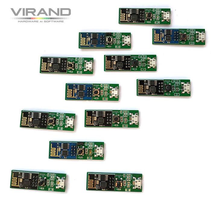 Компания по разработке электроники и устройств VIRAND