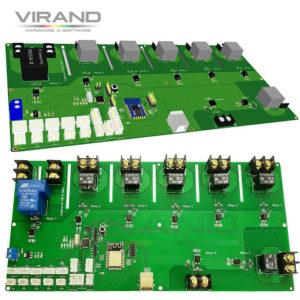 Компания по контрактной разработке электроники, устройств и приборов VIRAND