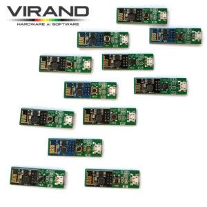 Контрактная разработка электроники и устройств на заказ VIRAND
