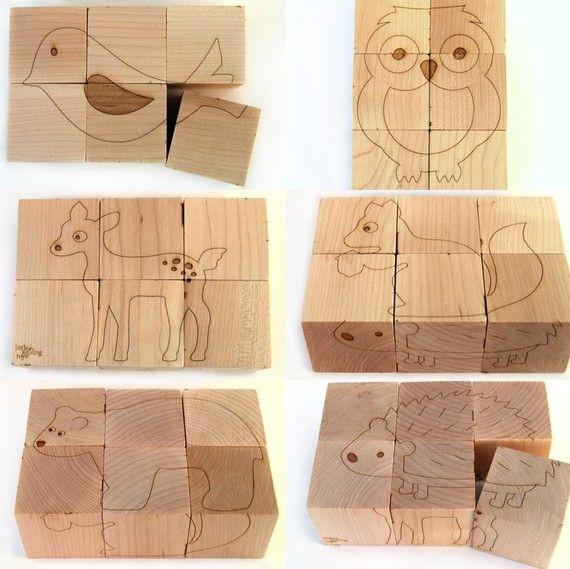 Деревянные игрушки, конструкторы. Производство на лазерном станке CO2, бизнес