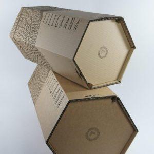 Производство и маркировка картонных коробок на лазерном станке, гравере. VIRAND, бизнес.