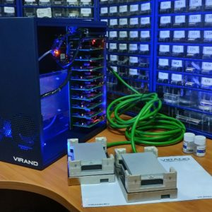 Лазерный станок как бизнес, VIRAND
