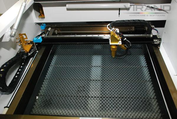 Лазерный станок VIRAND HOBBY V2 4040 купить, цена, отзывы