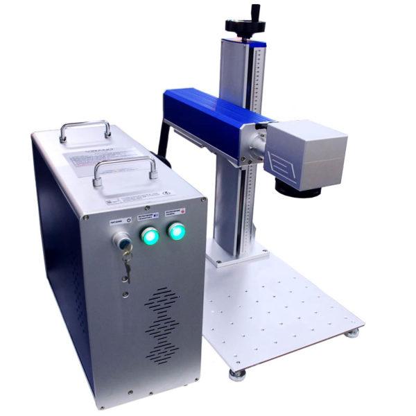 Оптоволоконный лазерный маркиратор VIRAND RAYCUS 30 Вт купить