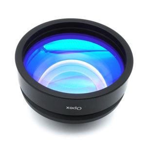 линза Opex SL-1064 лазерный оптоволоконный маркиратор VIRAND RAYCUS 30 Вт