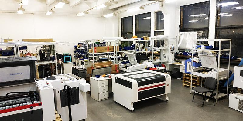 VIRAND производство и продажа лазерных станков