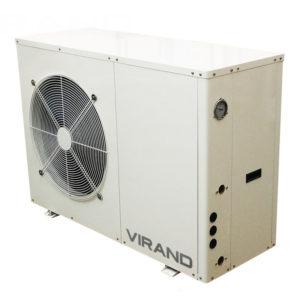 Тепловой насос VIRAND MURMANSK EVI 9 кВт купить COPELAND SCROLL