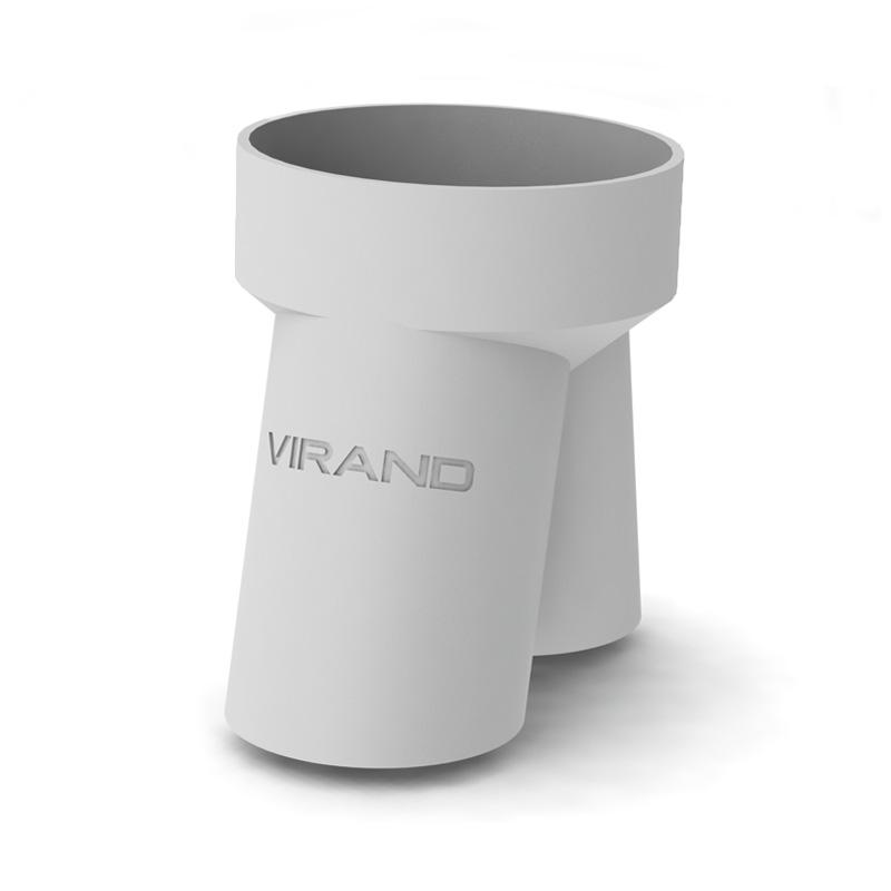 Адаптер для системы вытяжки станка VIRAND CONSTRUCTOR 100-150 мм