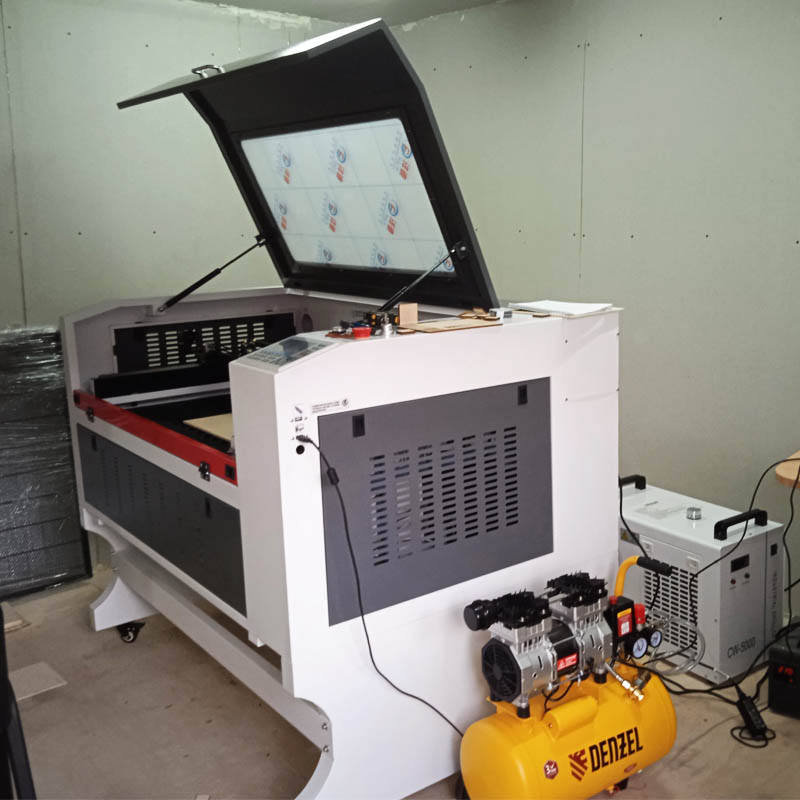 Лазерный станок VIRAND OPTIMA V2 9060 в г. Брянск