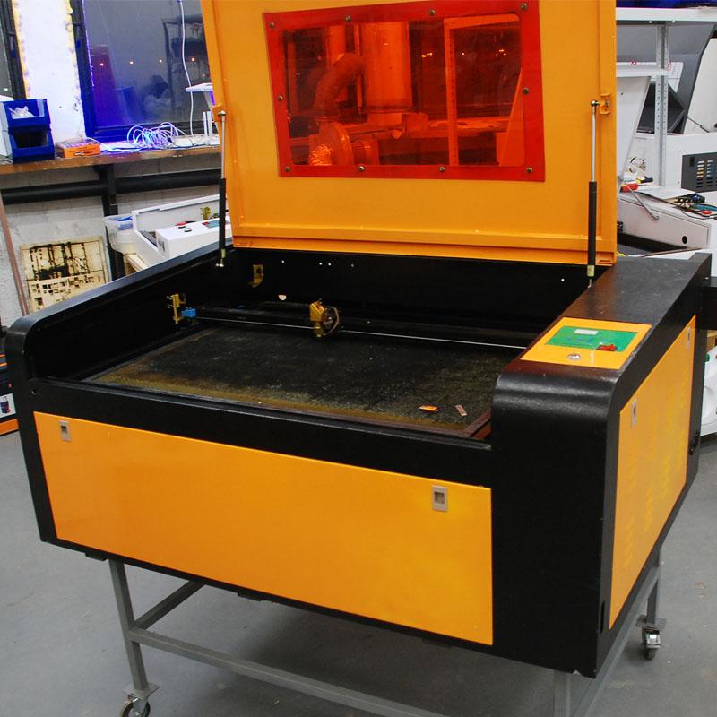 Ремонт и восстановление лазерного станка 9060