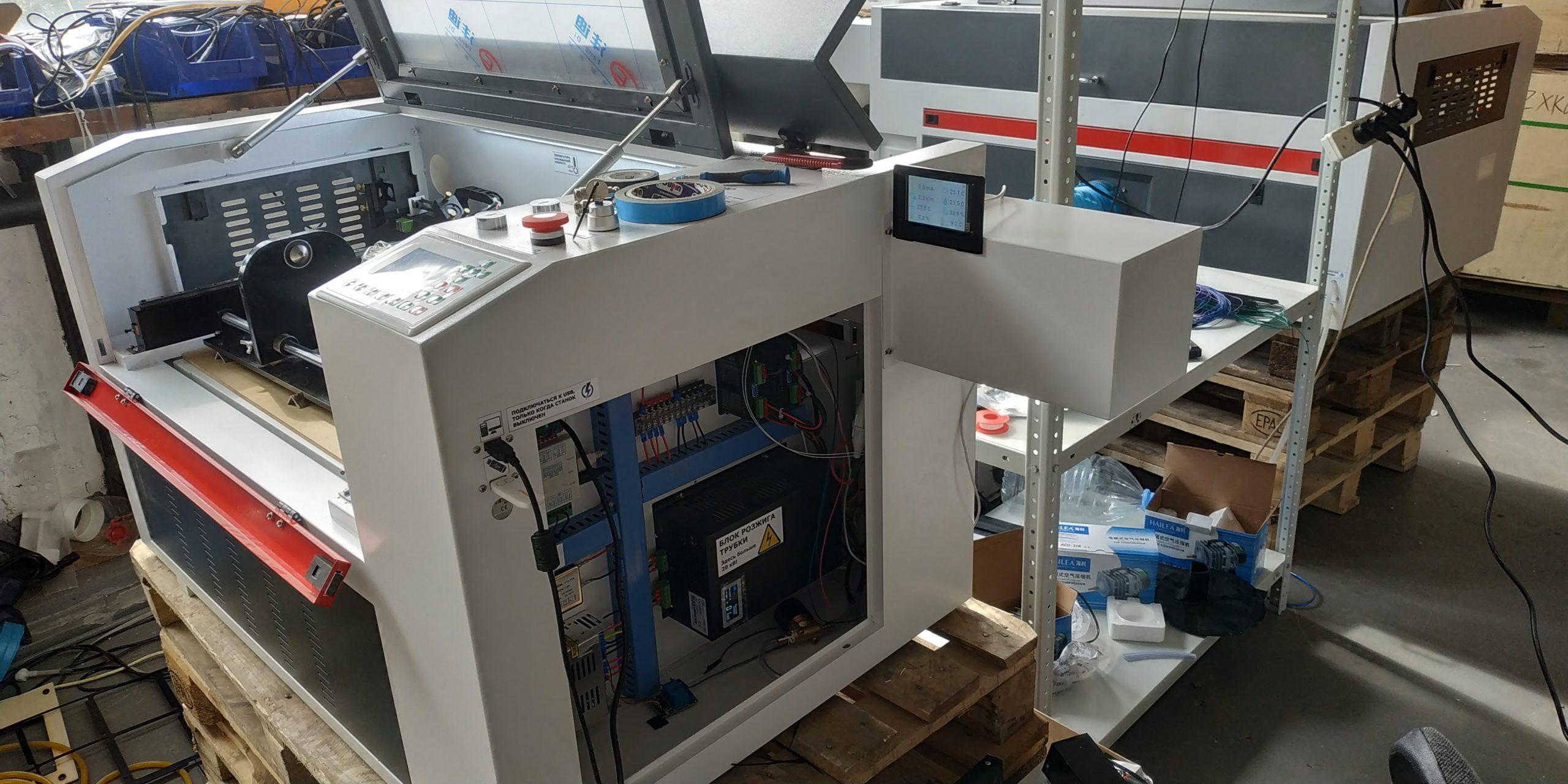 Лазерный станок VIRAND OPTIMA V2 6040 в г. Оренбург