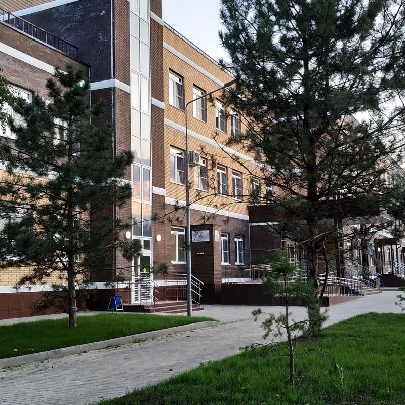 Лазерный станок VIRAND PRO 1080 в МОУ гимназия №87 г. Краснодара