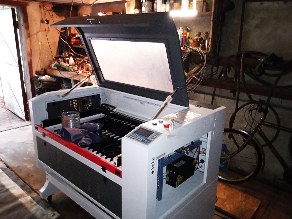 Купить Лазерный станок VIRAND OPTIMA V2 9060 в г. Раменское Московской области (Дилерская поставка)