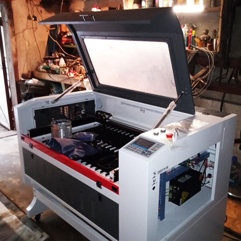 Купить Лазерный станок VIRAND OPTIMA V2 9060 в г. Раменское Московской области