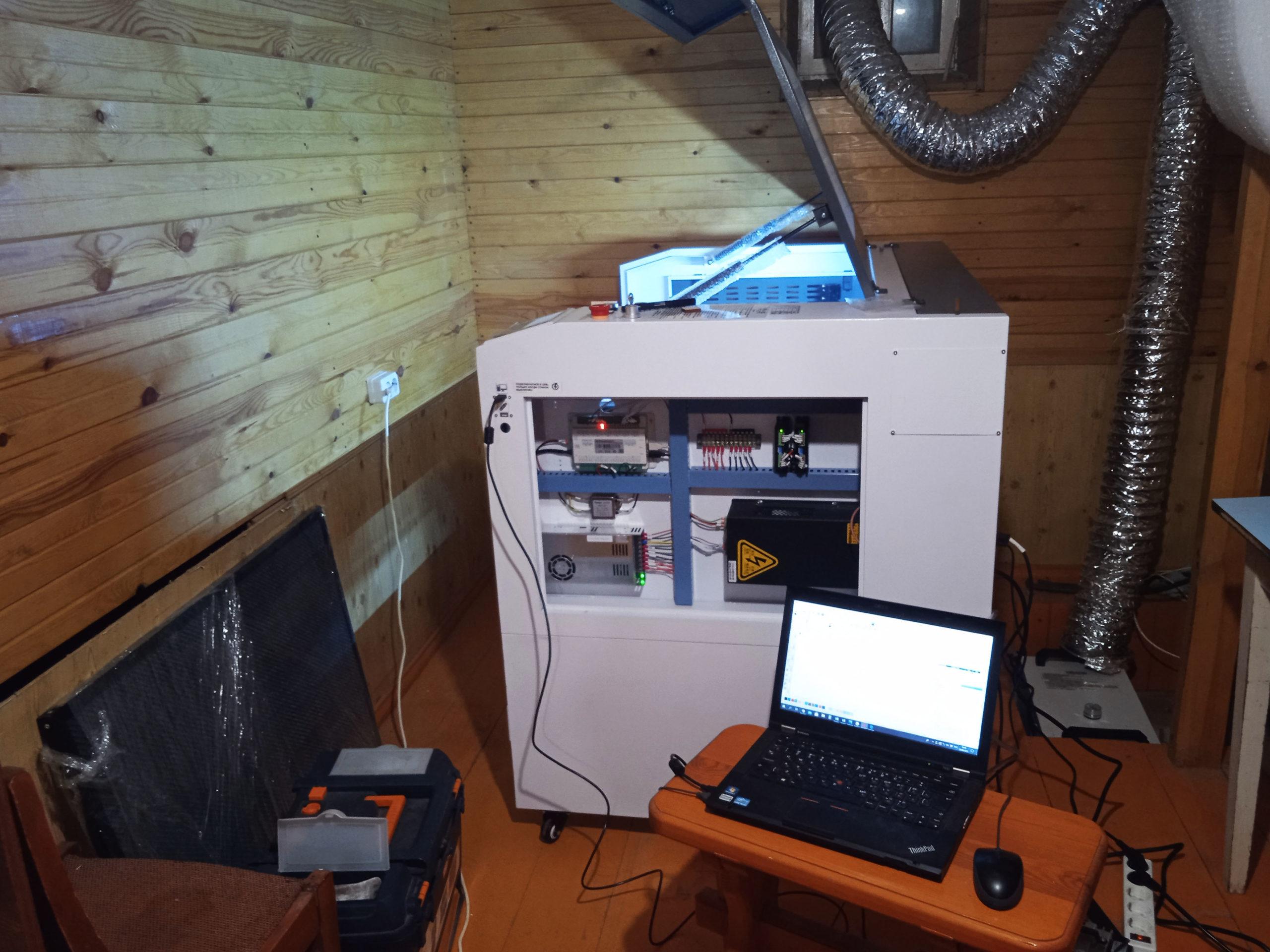Купить Лазерный станок VIRAND OPTIMA V2 9060 в г. Павлово Нижегородской области