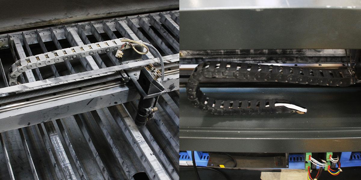Лазерный станок VIRAND PRO 1080 (профилактические работы)