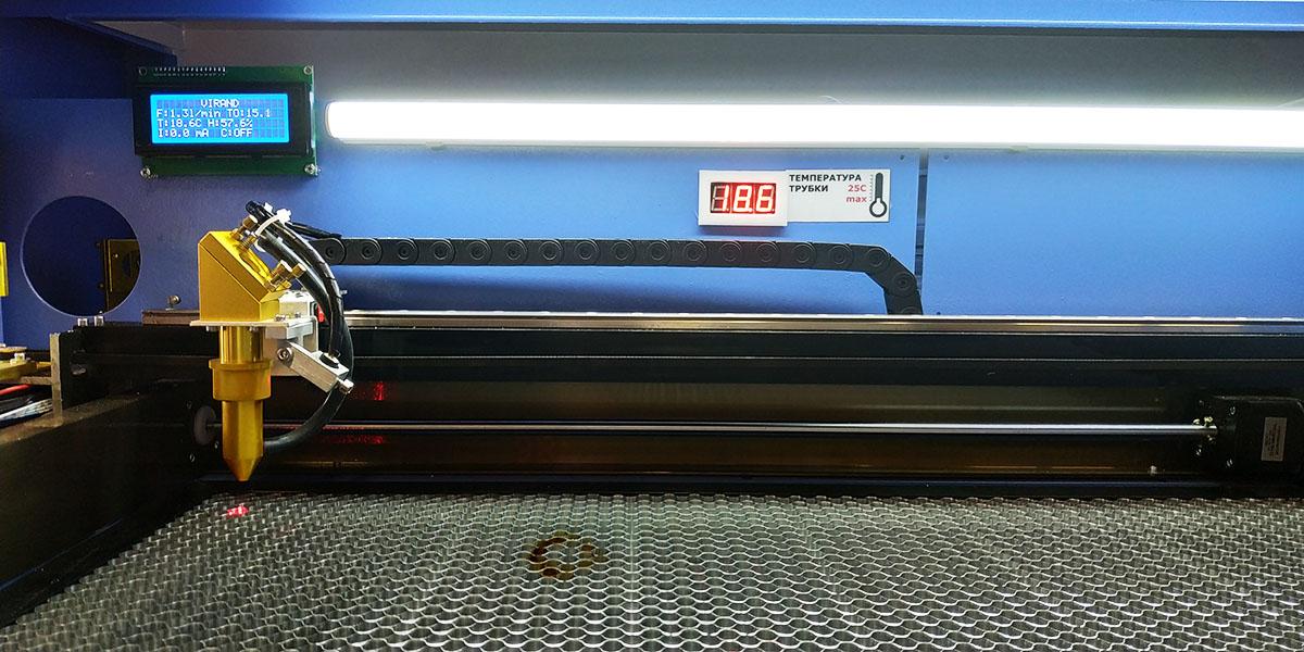 Лазерный станок 6040 V1 с платой smartLaser V1 в г. Санкт-Петербург у м. Петроградская