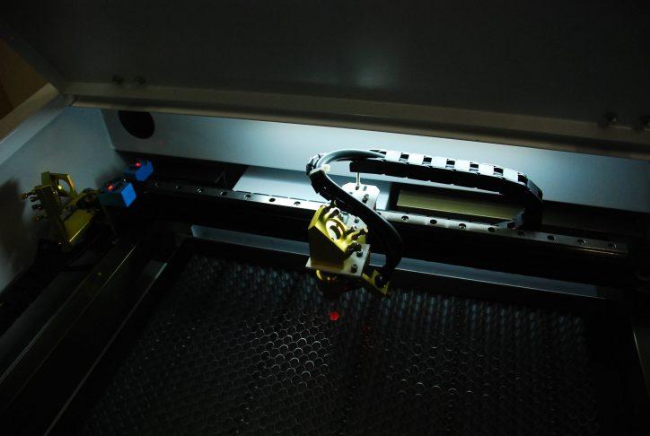 Лазерный станок VIRAND HOBBY 4040 купить