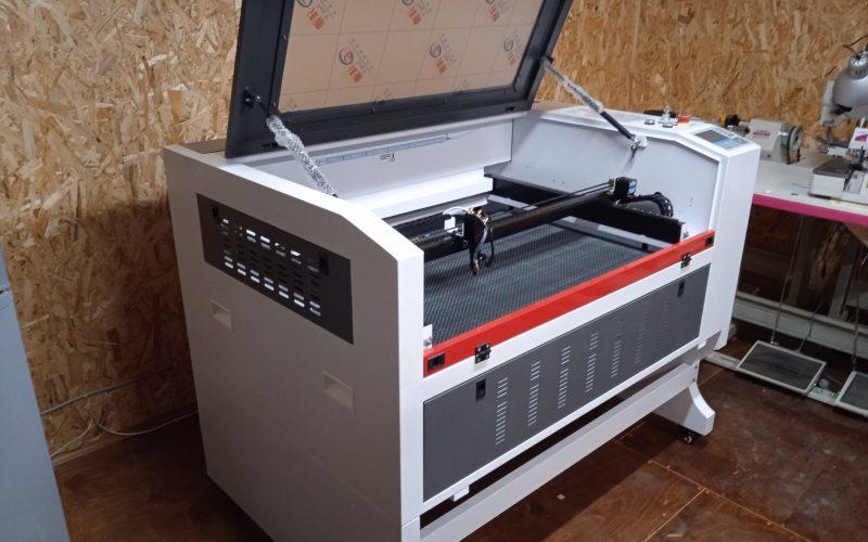 Лазерный станок VIRAND OPTIMA V2 9060 в д. Глядино Ленинградской области